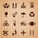 Handling and Packing Symbols - GraphicRiver Item for Sale