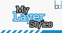 My Layer Styles