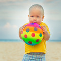 Baby with ball - PhotoDune Item for Sale