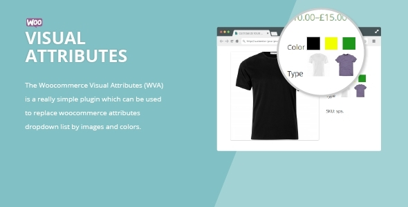 CodeCanyon Woocommerce Visual Attributes 9562958