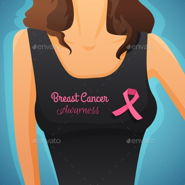 GraphicRiver Breast Cancer 9563173