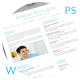 Creative Resume (Word & Psd) - GraphicRiver Item for Sale