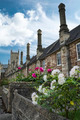 Vicars Close and Wells cathedral - PhotoDune Item for Sale