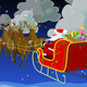 Santa's Sleigh - ActiveDen Item for Sale