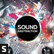 Sound Abstraction Multipurpose Flyer - GraphicRiver Item for Sale
