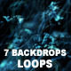 Backdrop Environment Ruy Loops - 07 Pack - VideoHive Item for Sale