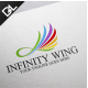 Infinity Wing - GraphicRiver Item for Sale
