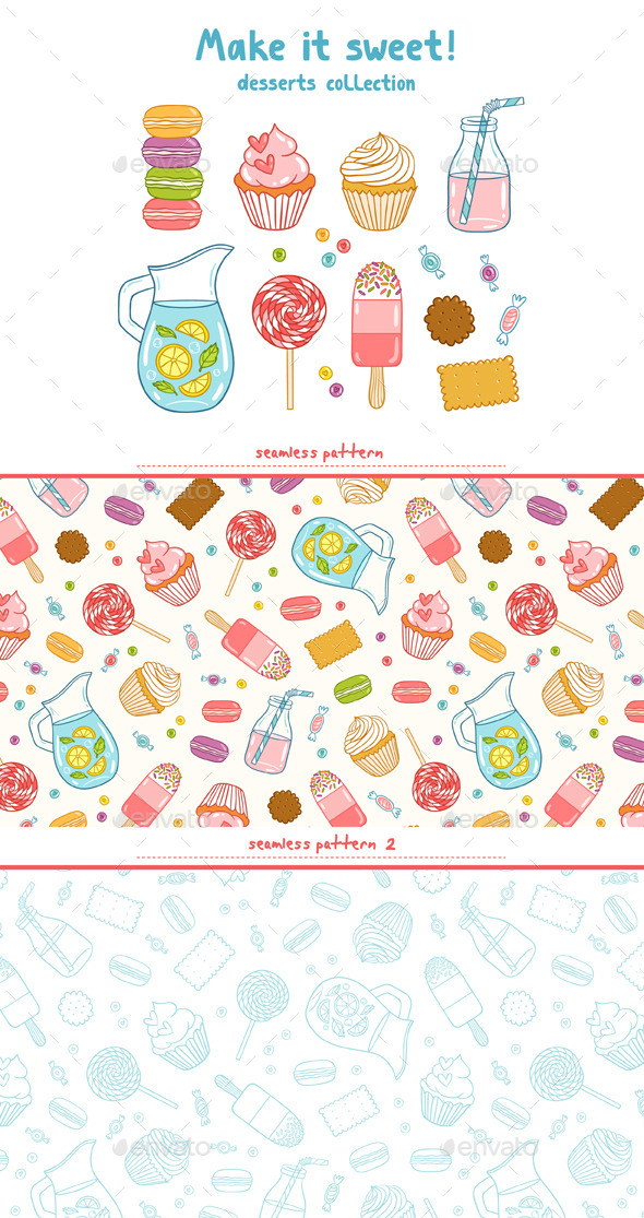 GraphicRiver Make It Sweet 9571819