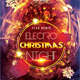 Electro Christmas Night Party Flyer - GraphicRiver Item for Sale