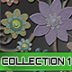 12 Floral Backgrounds Collection 1 - GraphicRiver Item for Sale