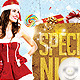 Flyer Special Night Christmas - GraphicRiver Item for Sale