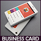 Smartphone Business Card template