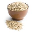 oat flakes in bowl - PhotoDune Item for Sale