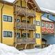 Hotel on ski resort in austrian Alps - PhotoDune Item for Sale