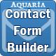 Aquaria contact form builder - CodeCanyon Item for Sale