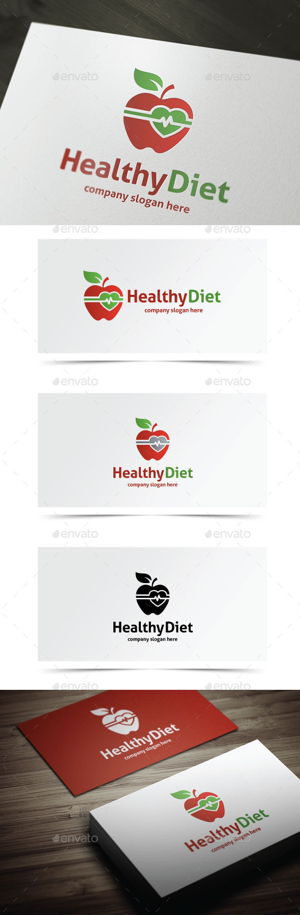 GraphicRiver Healthy Diet 9574786