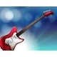 Red Electric Guitar - GraphicRiver Item for Sale