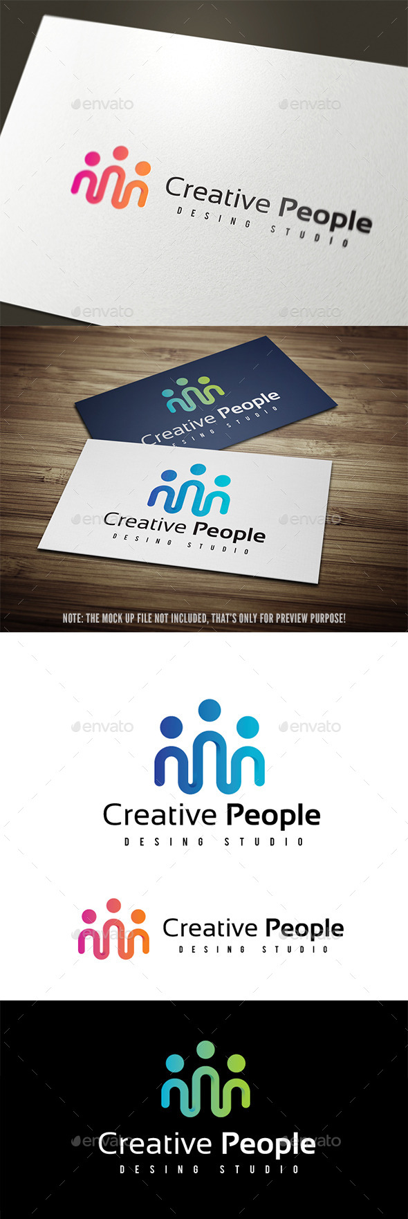 GraphicRiver Creative People 9576827