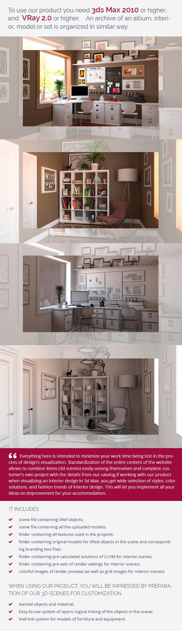 3DOcean Study 0364 9581181