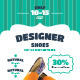 New shoes promo template - GraphicRiver Item for Sale