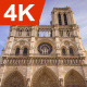 Notre-Dame Cathedral, From Below, Day - VideoHive Item for Sale