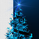 Blue Christmas Tree 1 - VideoHive Item for Sale