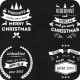 Christmas & New Year Labels - VideoHive Item for Sale