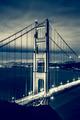 Famous Golden Gate Bridge, special photographic processing - PhotoDune Item for Sale