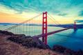 Golden Gate Bridge, special photographic processing. - PhotoDune Item for Sale