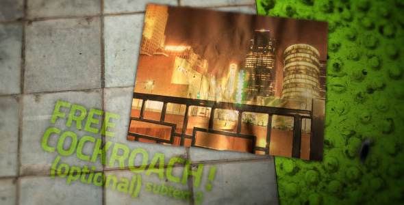 After Effects Project - VideoHive Split Flap 122231