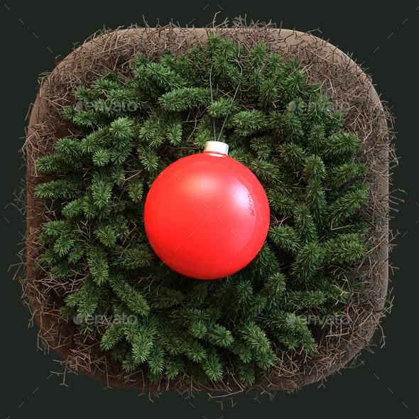 GraphicRiver Christmas Icon 9583651