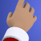Santa Hand - Touch Screen Animation - VideoHive Item for Sale