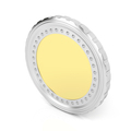 Blank coin on white background - PhotoDune Item for Sale
