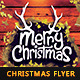 Merry Christmas Flyer - GraphicRiver Item for Sale