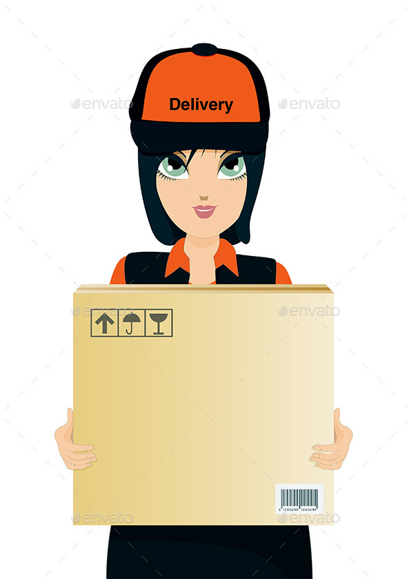 GraphicRiver Delivery 9585424