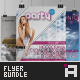 Club & Electro Party Flyer Bundle No.1 - GraphicRiver Item for Sale