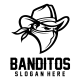 Banditos Logo Template - GraphicRiver Item for Sale