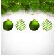 Spiral Christmas Balls  - GraphicRiver Item for Sale