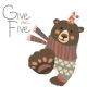 Give Me Five - GraphicRiver Item for Sale