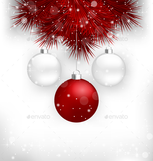 GraphicRiver Christmas Balls 9586427