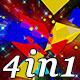 Delta Splash - VJ Loop Pack (4in1) - VideoHive Item for Sale
