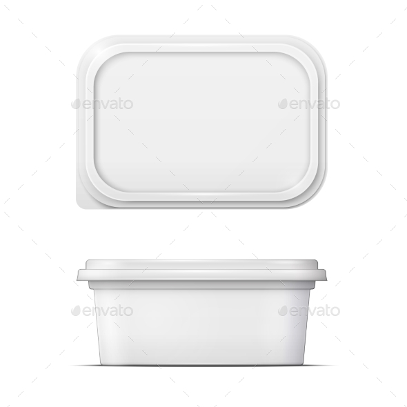 GraphicRiver White Margarine Spread Template 9586744