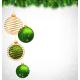 Spiral Golden Christmas  - GraphicRiver Item for Sale