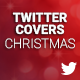 Twiiter Covers - Christmas - GraphicRiver Item for Sale