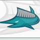 Sports Team Sailfish Logo