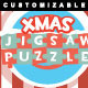 Xmas Jigsaw Puzzle Game - ActiveDen Item for Sale