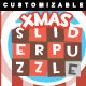 Xmas Slider Puzzle Game - ActiveDen Item for Sale