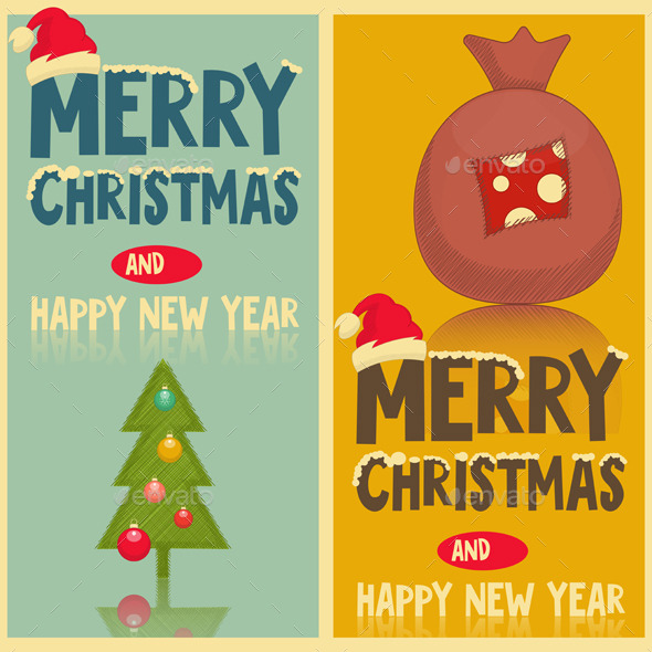 GraphicRiver Christmas Card 9587949
