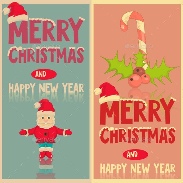 GraphicRiver Christmas Card 9587953
