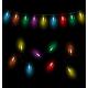 Variations of Christmas Lights Garlands - GraphicRiver Item for Sale